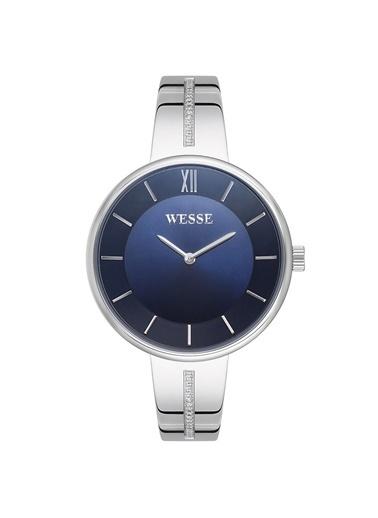 Wesse Wwl107501 Kadın Kol Saati Gri